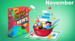 Digital Marketing News Digest [November 2019]