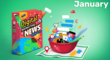 Digital Marketing News Digest [January 2020]
